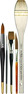Ron Ranson Starter Pack - Watercolor & Acrylic Brushes - SIZE LARGE