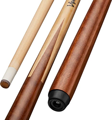 Viper Commercial/House 1-Piece Canadian Maple Billiard/Pool Cue
