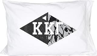 Desert Cactus Kappa Kappa Gamma Sorority Marble Diamond Pillowcase 300 Thread Count 100% Cotton KKG