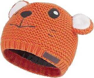 لانغزين طفل رضيع قبعة الشتاء ، غطاء الأذن متماسكة دافئة قبعة الصوف مبطن قبعة للطفل بنين بنات