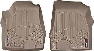 WeatherTech Custom Fit Front FloorLiner for Lexus RX330, Tan