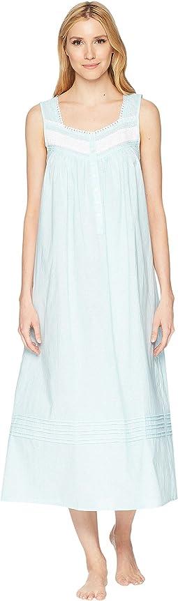 Cotton Lawn Paisley Ballet Nightgown