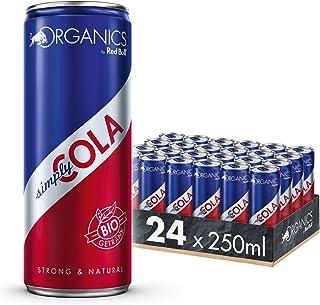 Organics by Red Bull Simply Cola Dosen Bio, 24er Palette, EINWEG 24 x 250 ml