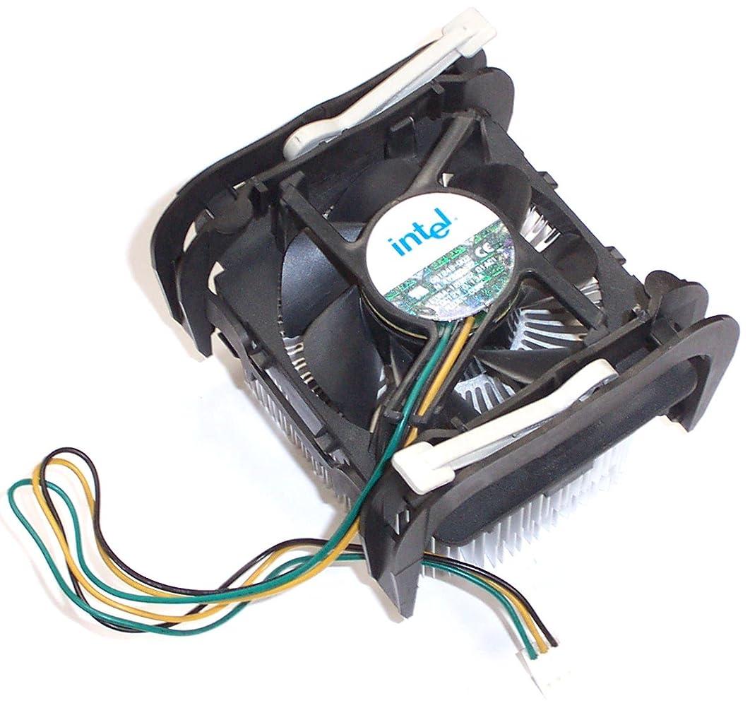 Intel Copper Core Socket 478 Heat Sink and Fan up to 3.40GHz