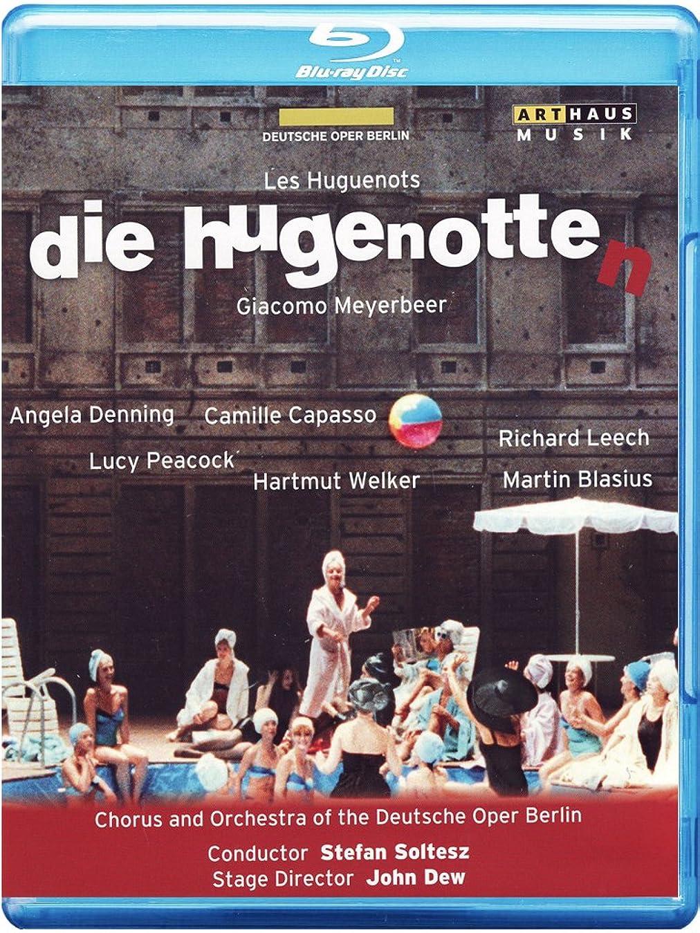 かみそり舌なスライスDie Hugenotten [Blu-ray] [Import]