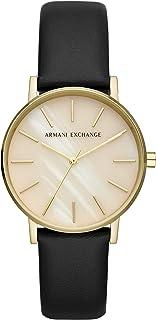 Armani Exchange Ladies Wrist Watch, Black, AX5561