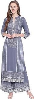 GLOYE Women's Rayon Salwar Suit