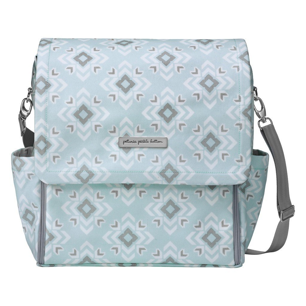 petunia pickle bottom Glazed Boxy Backpack Sleepy San Sebastian One Size