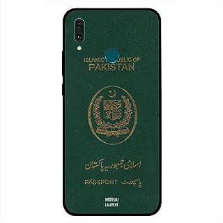 Huawei Y9 2019 Case Cover Pakistan Passport, Moreau Laurent Premium Design Phone Covers