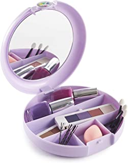 Caboodles Cosmic Cosmetic Retro Compact, Lilac