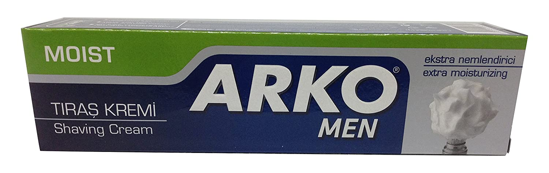 Arko Face Now free shipping Japan's largest assortment Shaving Cream Men-Moist 3.5 Moisturizing Extra oz