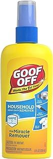 Goof Off FG708 Heavy Duty Remover, Pump Spray 8-Ounce