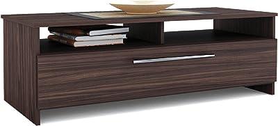 Sonax Contemporary Ebony Pecan Coffee Table