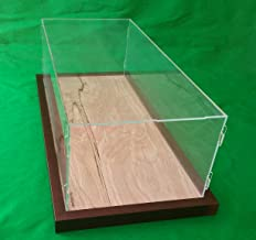 """35/""""L x 6/""""W x 12/""""H Table Top Display Case Box for Ocean Liner Cruise Ships USA"""