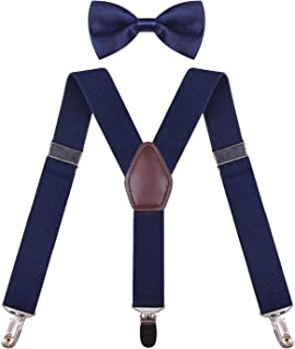 Best childrens navy bow tie Reviews