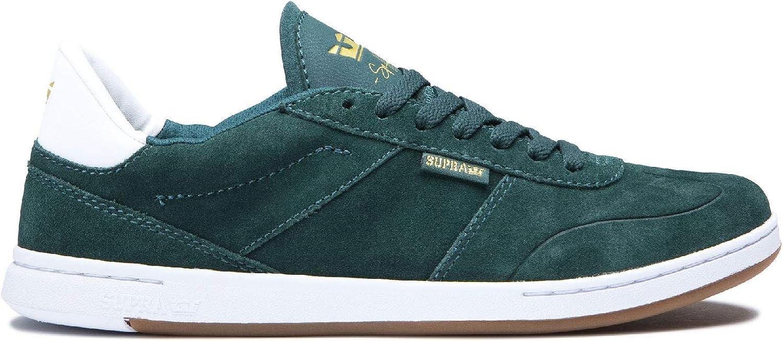 Supra Elevate shoes - Evergreen White