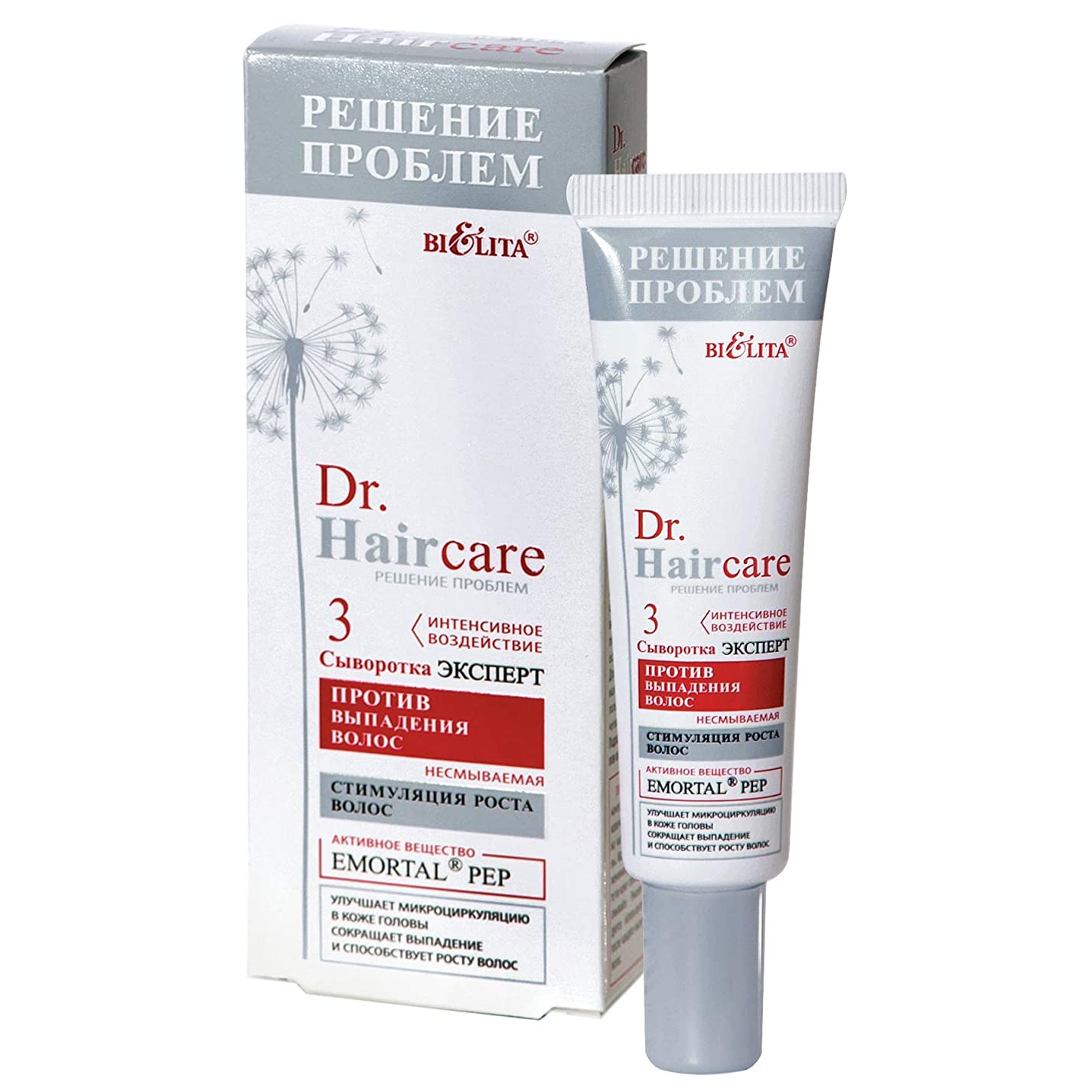 市の花拮抗する欠陥Bielita & Vitex   Serum for Hair Loss   Dr. Hair care   EXPERT for Hair Loss   30 ml