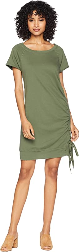 Bryce Lace-Up Dress