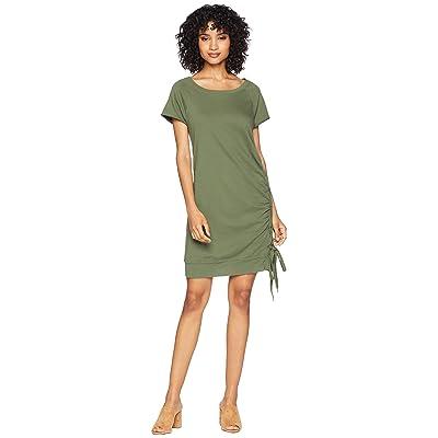Sanctuary Bryce Lace-Up Dress (Cadet) Women