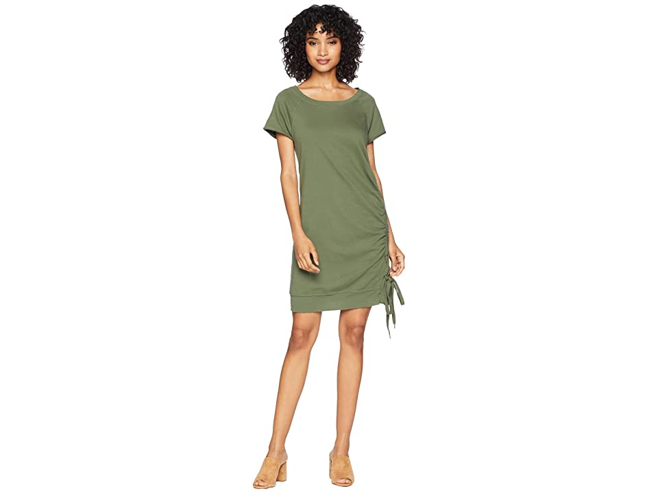 Sanctuary Bryce Lace-Up Dress (Cadet) Women