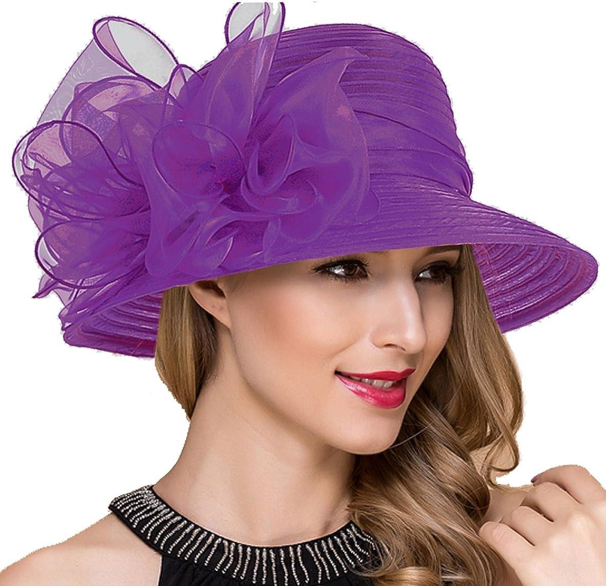 Women Kentucky Derby Church Dress Under blast sales Fascinators Wedding Hat Bridal Popular products