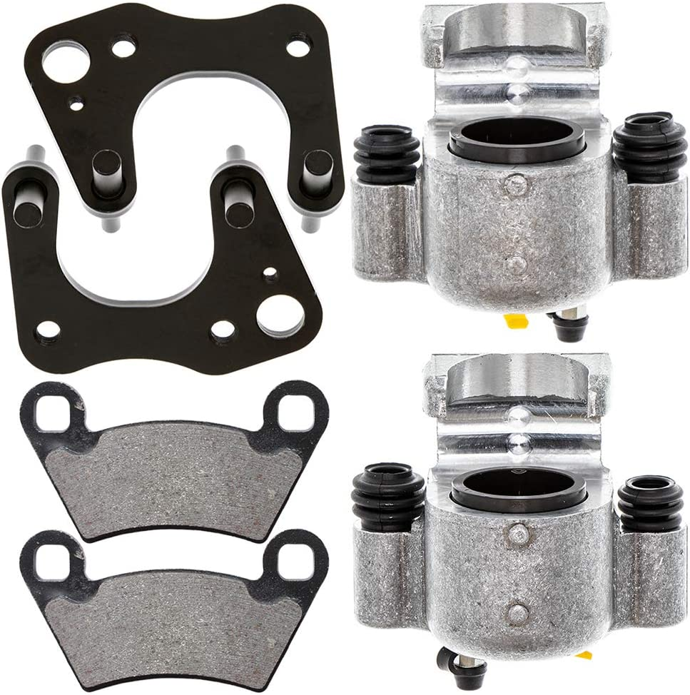 NICHE Front Minneapolis Mall Left Right Brake Caliper Set for 2014-2019 Pair Pad overseas