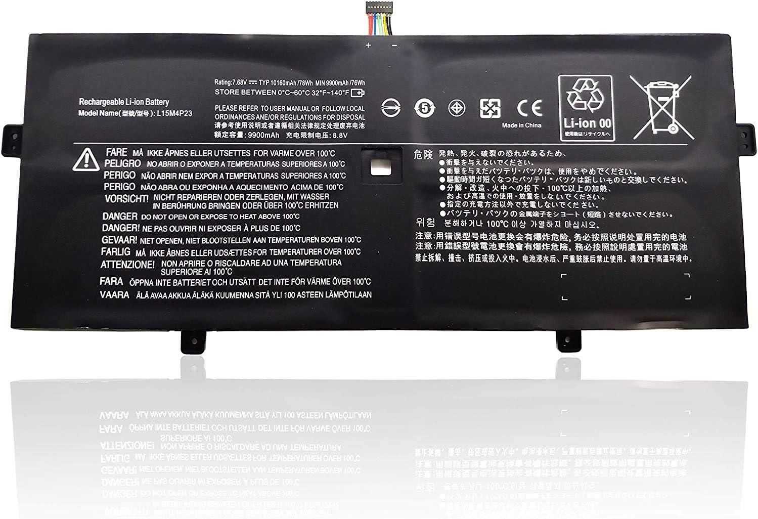 Binger New Brand Cheap Sale Venue L15M4P23 Replacement Notebook Laptop Battery Compatib Max 61% OFF
