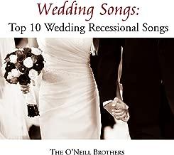 Wedding Songs: Top 10 Wedding Recessional Songs