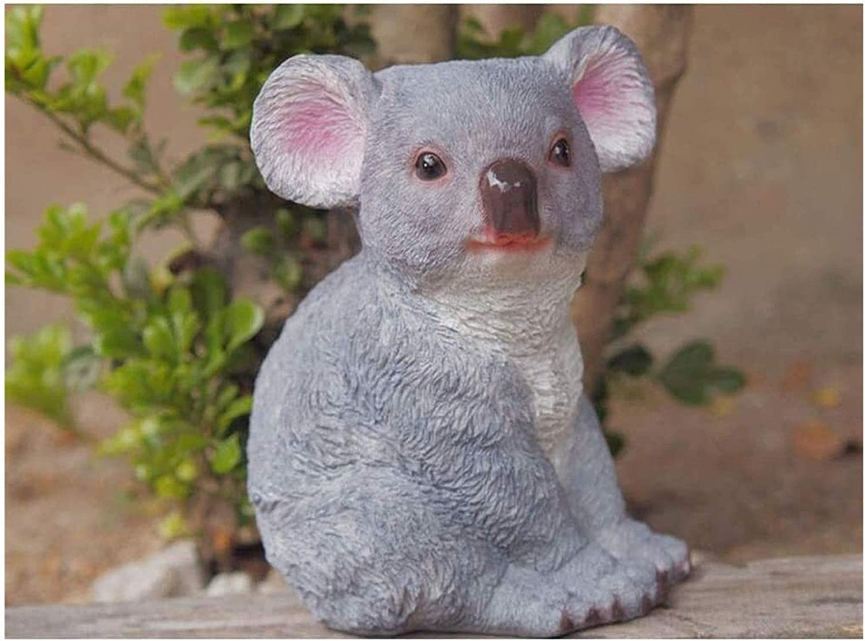 DAGCOT Statue Figurine Arlington Mall 2021new shipping free shipping Sculptures Decoration S Home Koala