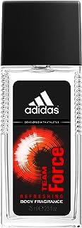 Adidas Fragrance Body Fragrance, Team Force, 2.5 Fluid Ounce