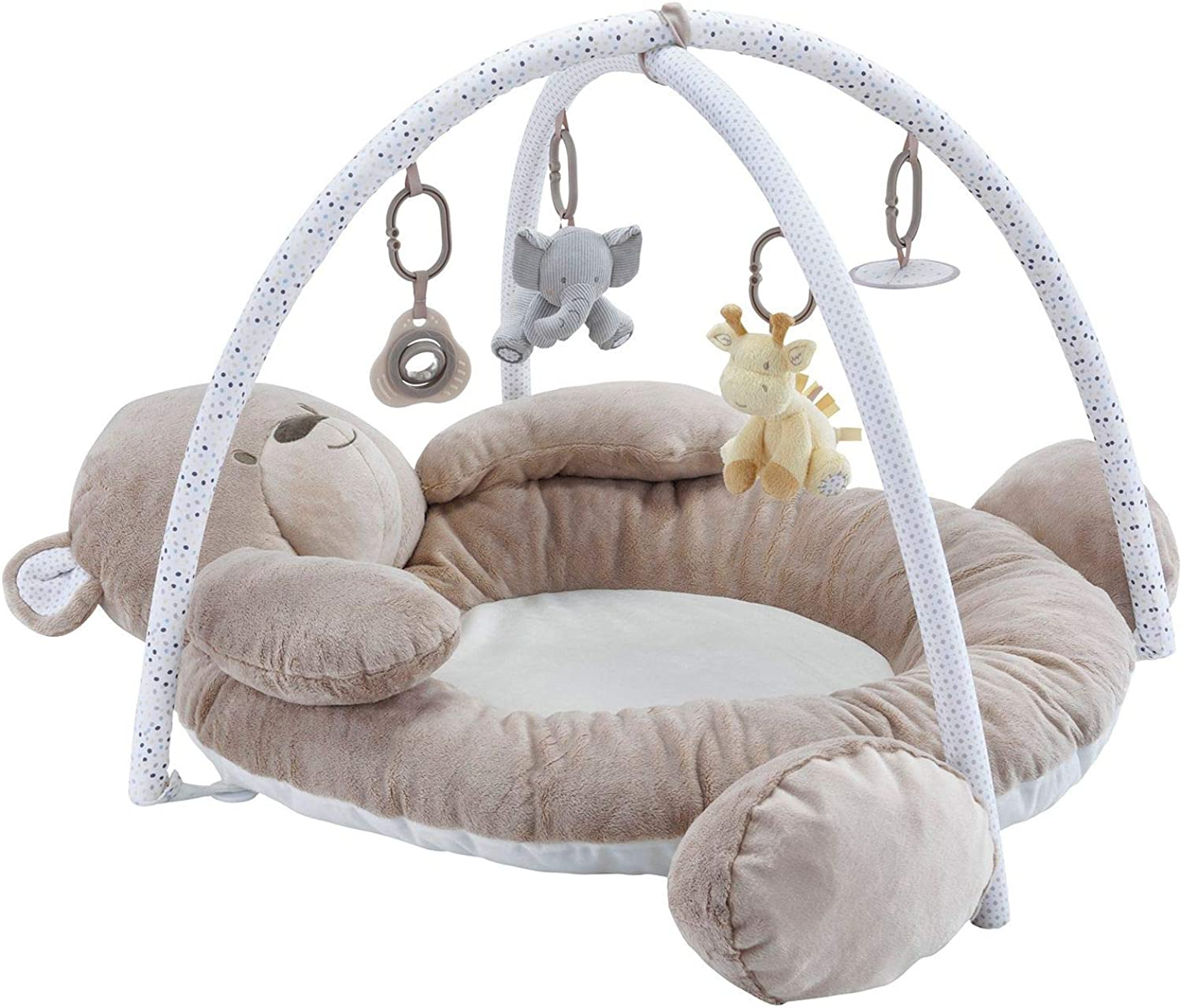 Mothercare Teddy's Toy Box Luxury Play Mat