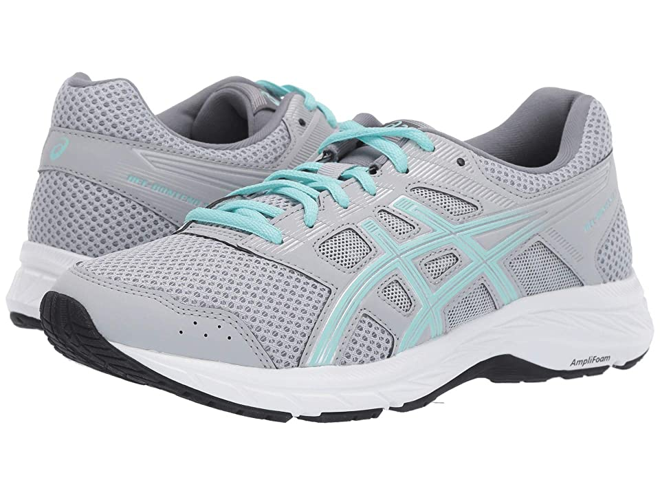 ASICS GEL-Contend(r) 5 (Mid Grey/Icy Morning) Women