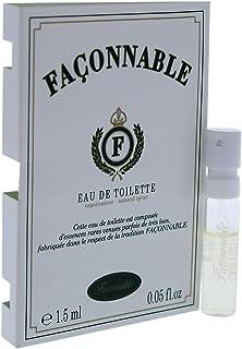 Faconnable Eau-de-Toilettes, 0.05 Ounce