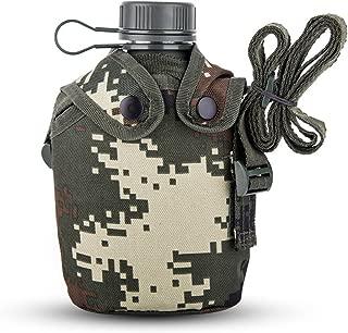 Jarra de termo vacío termo acero inoxidable oliva de NL ejército 1 l