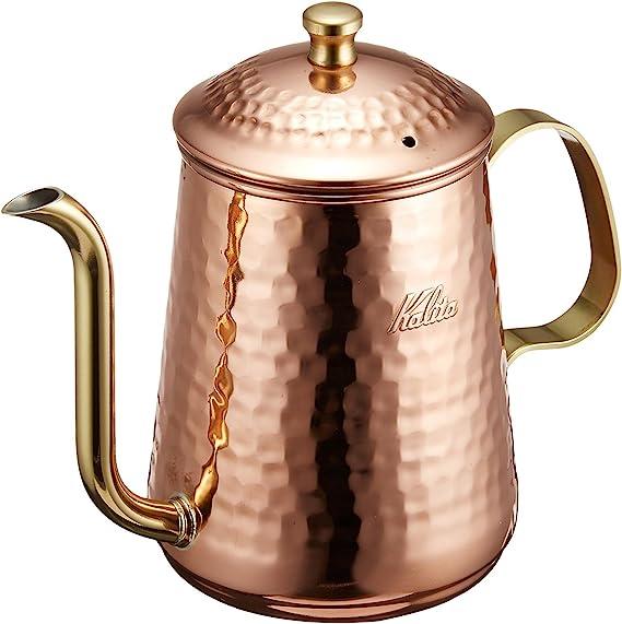 Kalita Coffee Copper Sugar Pot 130ml #52009 MADE IN JAPAN