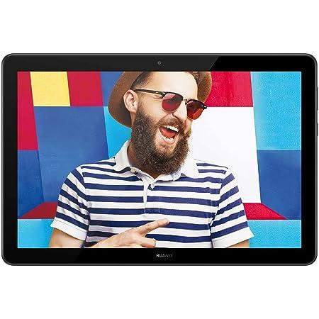 "Huawei Mediapad T5 10 Wi-Fi Tablet con Display da 10.1"", IPS, 1080p Full HD, Processore Octa-Core, Memoria RAM da 2 GB, Memoria Interna da 32 GB, Andorid 8.0, EMUI 8.0, Nero, Versione 2021"