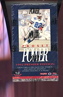 Best 1992 pro set football cards Reviews