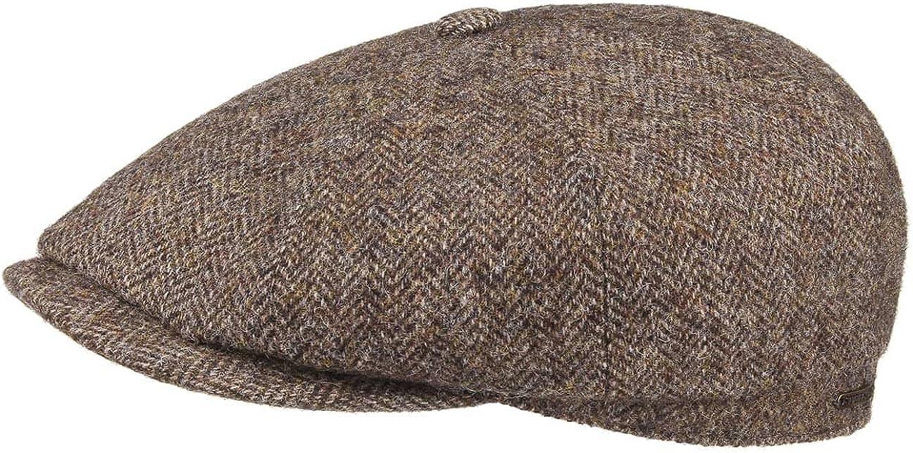 Stetson Hatteras Classic Wool Cap Flat High order Men SALENEW very popular! -