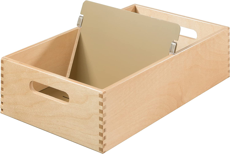 HAN Karteitrog 1005-0, DIN A5 quer quer quer aus Holz   Hochwertige Lernkarteibox aus edlem & robustem Naturholz für 1.500 DIN A5 Karteikarten   Ideal zum Vokabeln lernen & als Lehrmaterial B000KJOO1C | Neuankömmling  | Feine Verarbeitung  | Exquisite Verarb 46a22d