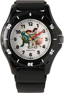 [グリーンレーベルリラクシング] シチズン 腕時計 別注 Q&Q キッズウォッチトイストーリー4 38435990040 0900 ブラック FREE