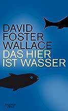 Das hier ist Wasser (German Edition)