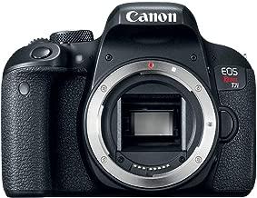 Canon EOS REBEL T7i Body (Renewed)