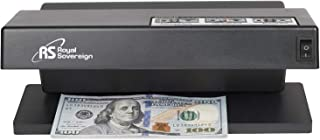 Royal Sovereign Countertop Ultraviolet Counterfeit Detector / ID Checker Machine (RCD-1000)
