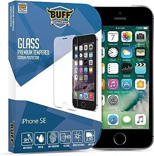 Buff iPhone SE Glass Ekran Koruyucu
