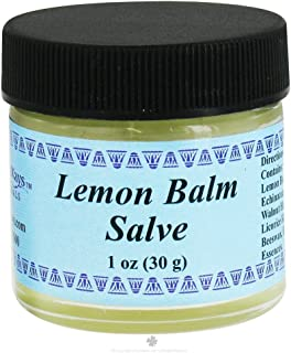Wise Ways Herbals, Cream Lemon Balm, 1 Ounce