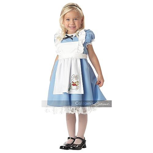 a3c80946f89 Lil Alice In Wonderland Toddler s Costume