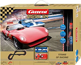 1 24 scale slot car drag racing track