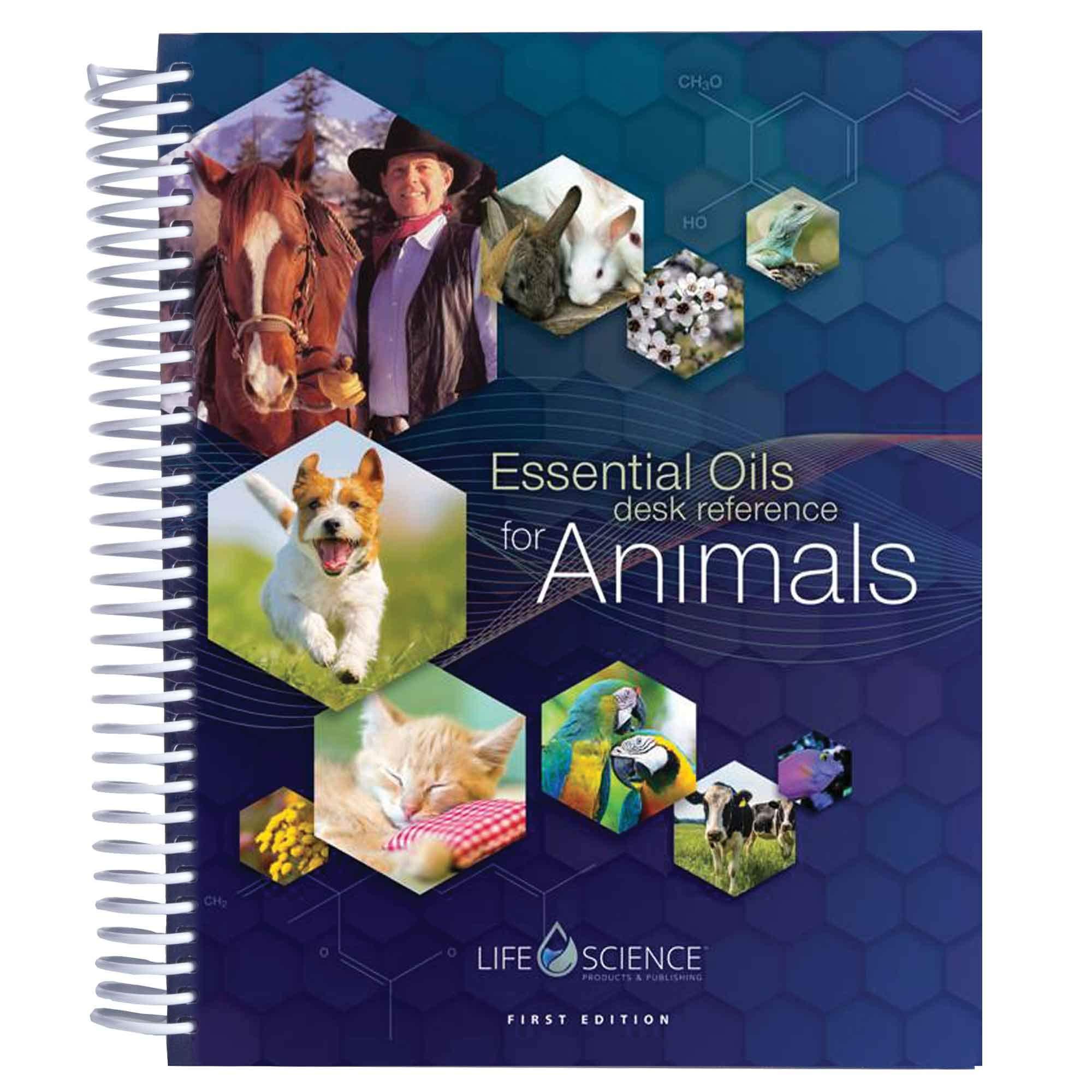 Essential Oils Animal Desk Reference