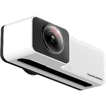 [国内正規品] KRAVAS 360°VIEW 360度カメラレンズ iPhoneにのせるだけ 360度画像を専用アプリでそのままシェア (iPhone X/Xs用)