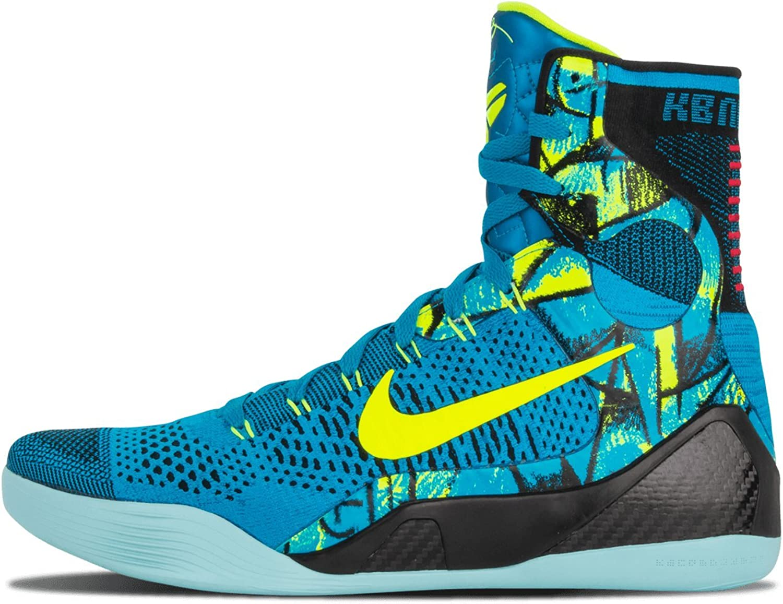Nike basketball ELITE KOBE IX Vorausschau Vorausschau Vorausschau Herren hi-top-Turnschuhe Turnschuhe SPRINGFORM 28 2B D. LA FORME 630847 400 8ed